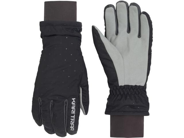 Kari Traa Tove Gloves Dame black